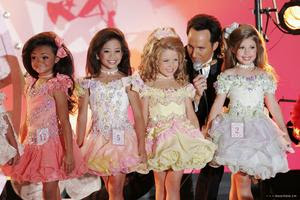 Little Miss Sunshine Pageant Girls