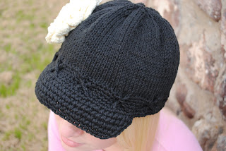 new hat pattern knit newsboy hat fingerless gloves knitted las hat and