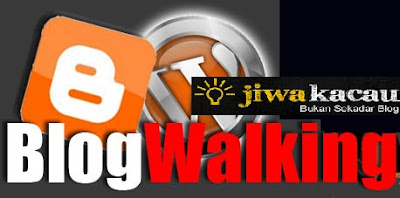 Blogwalking Software New Version