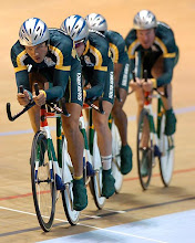 RSA 4,000m pursuit, commonwealth games 06