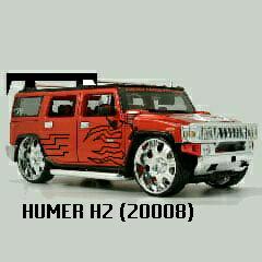 HHUMMER 2008