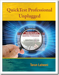 Book QuickTest Professional Unplugged