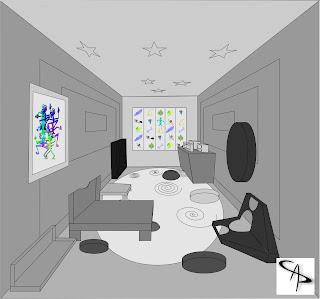 Alexarock Trabajos De Animacion 3d Perspectiva Cuarto