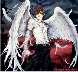 Mtzuanmylcs s320 angel sanctuary angel anime angel picture