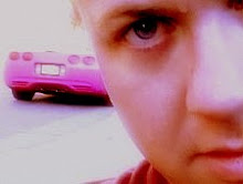 Just Dodging Angelyne's Careening Pink Corvette With My Life