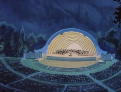 (Video)  Tom & Jerry In The Hollywood Bowl
