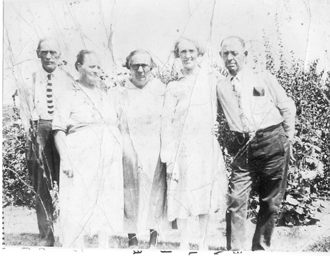 1925 Herring Family Reunion