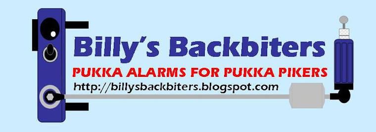 Billy's Backbiters - The Premier Bite Alarm for Pike Anglers