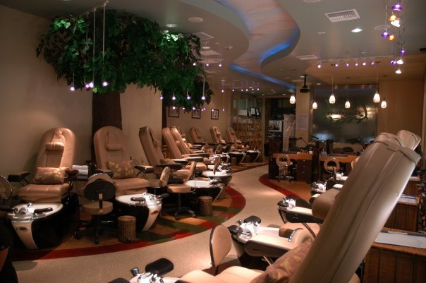 Nail Spa Design Ideas