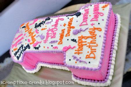 Birthday Bash Cake