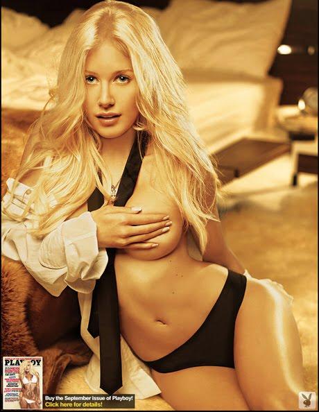 Heidi Montag Hot Bikini
