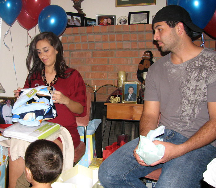 Carla\'s blog: Ethan Baby Shower, Freedom House, Barnes & Noble Book ...