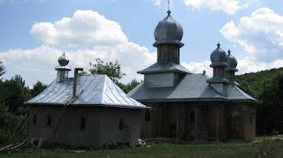 Manastirea Sfintii Voievozi
