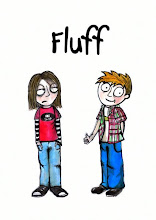 front cover of fluff