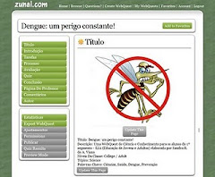 Web Quest da Dengue