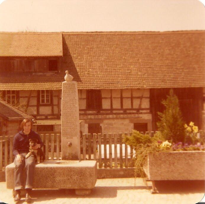 Alex der kleine Welpe 1975