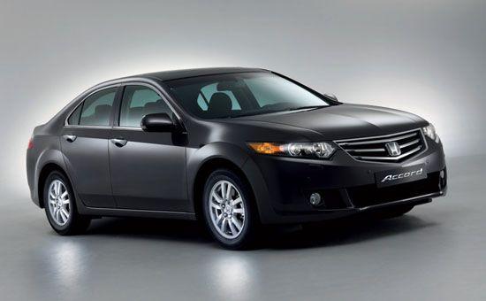 Automotive: Honda Accord