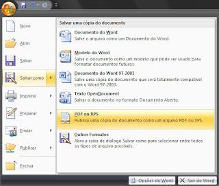 Criar PDF