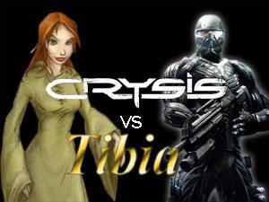 Tibia vs Crysis