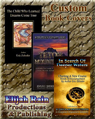 Custom Book Cover Designs