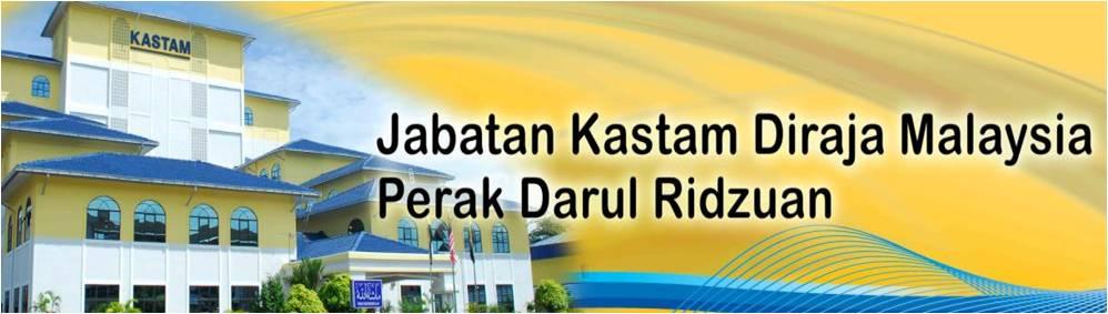 Jabatan Kastam Diraja Malaysia Negeri Perak