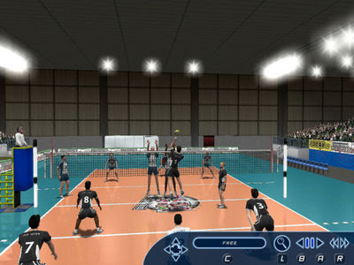 Download DOWNLOAD   International Volleyball 2009   (PC)