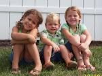 The three kiddos