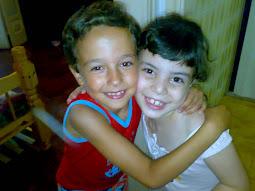 Nina e João Miguel