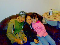 Nina e Primos