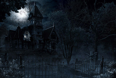 La celebración de Halloween al estilo Blood Lad Haunted_mansion_7f4f46da4f2e7726ed0d7d66316e0817