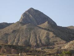 """el imponente Pico """"El agudo"""""""