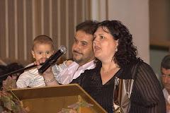 Gente muradeña - Vicente y familia