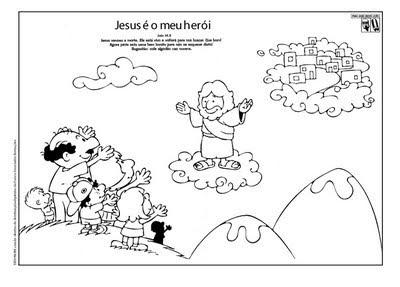 Jesus Ressuscitou! para crianças
