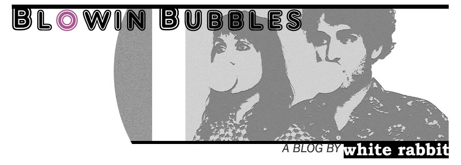 Blowin Bubbles - a blog by White Rabbit