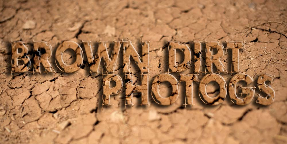 Brown Dirt Photogs