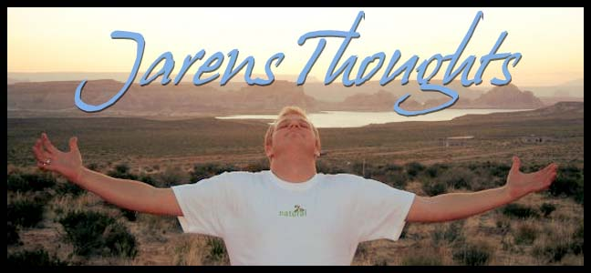 Jaren's thoughts