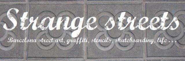 STRANGE STREETS