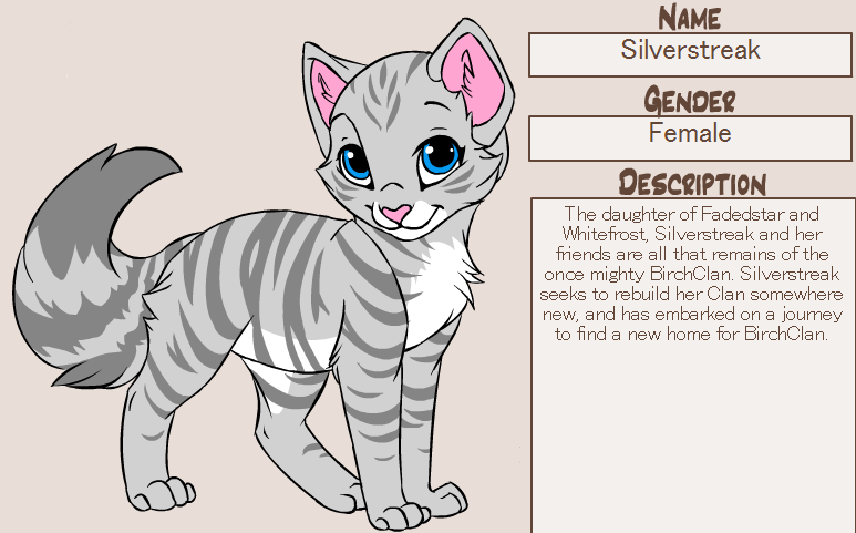 Warrior cat names for toms the first cat creator created