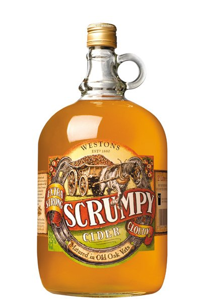 scrumpy