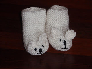 mouse booties