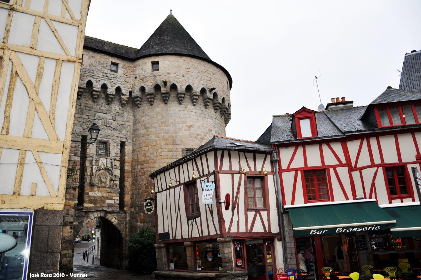 Vannes arquitectura medieval ii for Arquitectura medieval