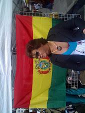 Na feira dos bolivianos