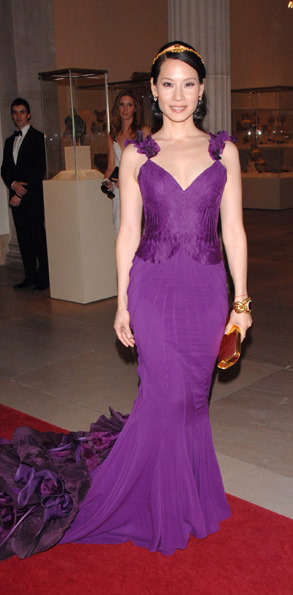 Woman Of Style: Lucy Liu