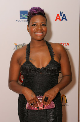 It Seems Like Fantasia Is Finally Maturing Minus The Hideous Tattoo
