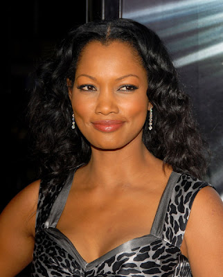 I am not feeling this leopard dress at all on Garcelle Beauvais-Nilon.