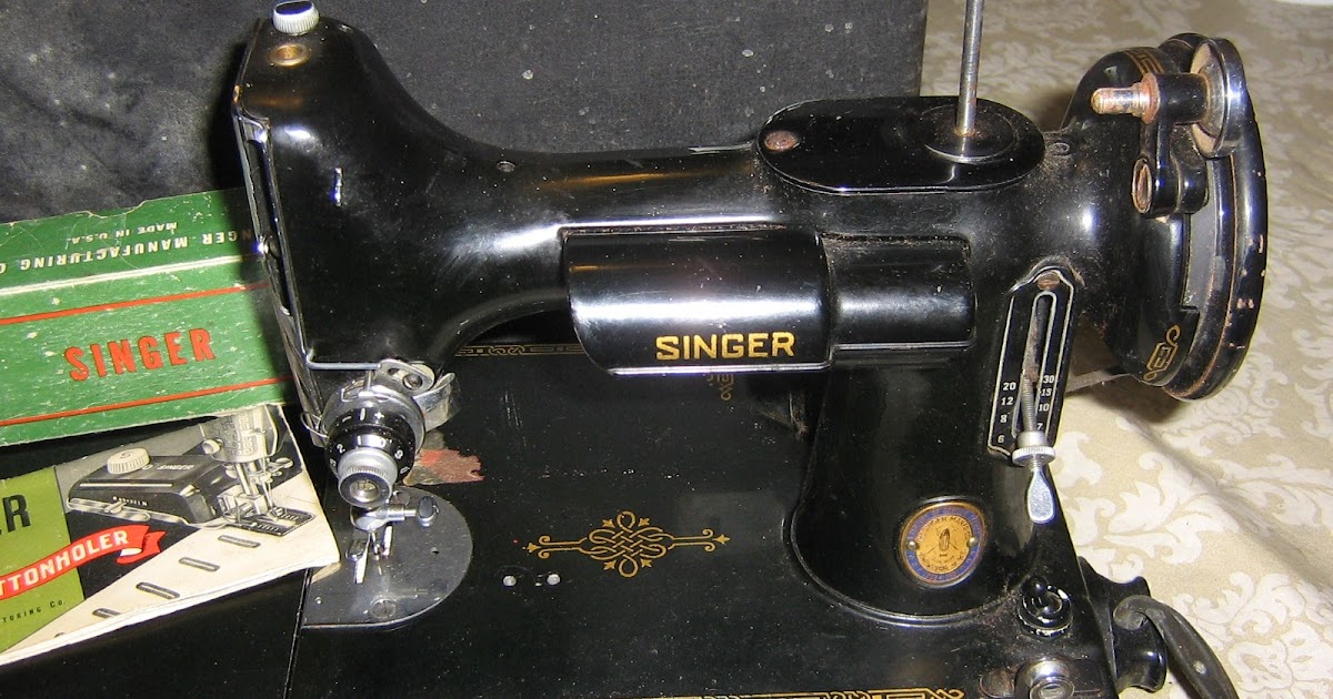 where can i sell my singer sewing machine