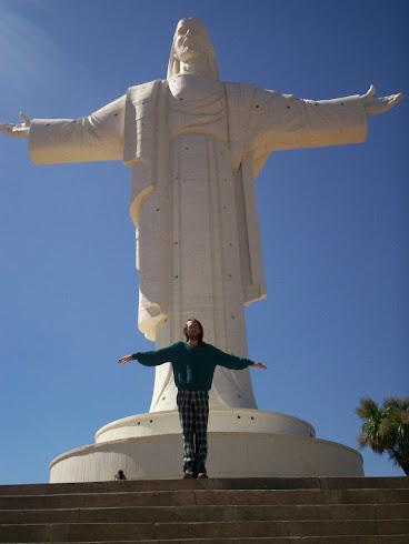 Cristo Redentor- Cochabamba-Bolivia