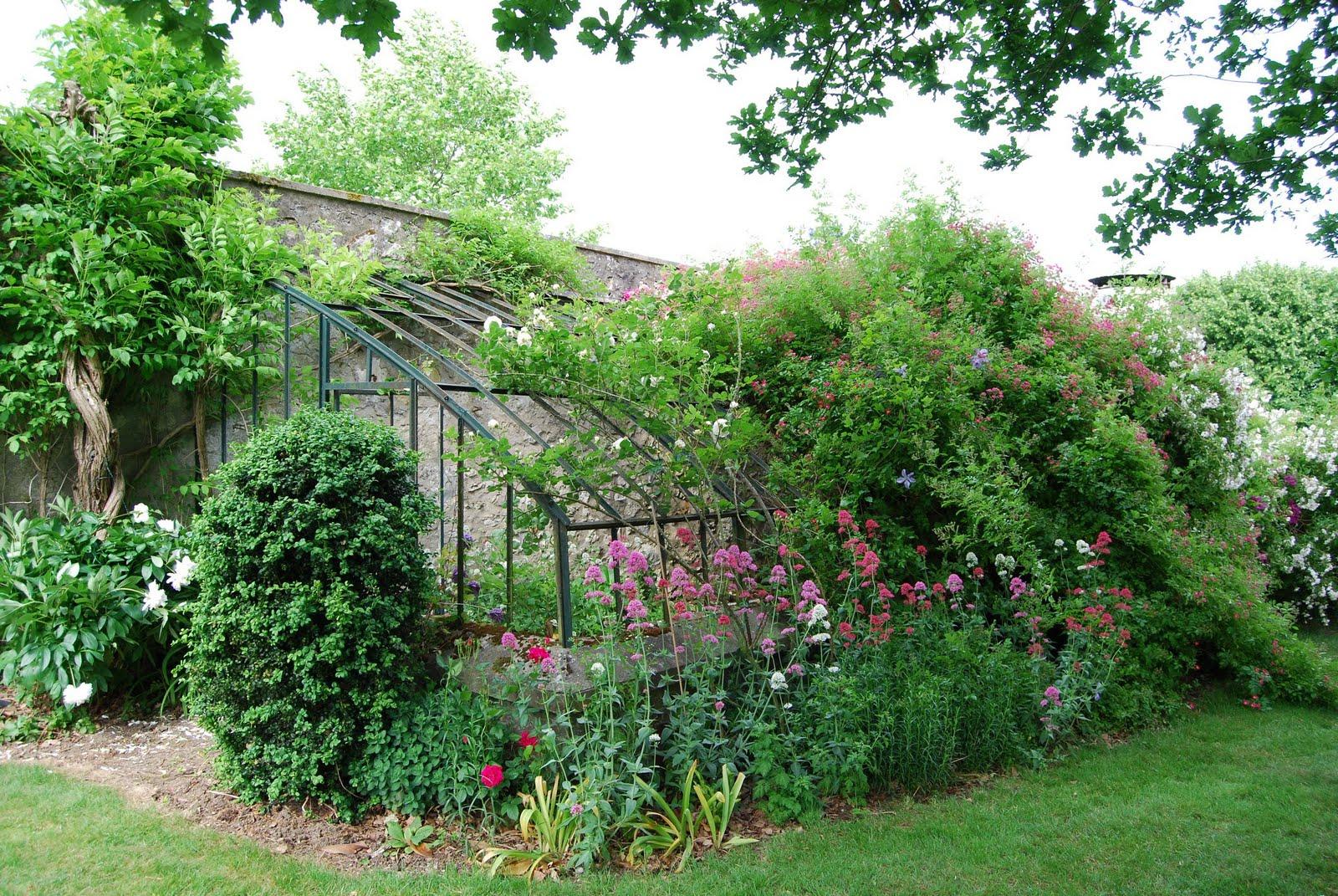 Le blog de parcs et jardins de l 39 oise grande sortie d 39 t for Serre de jardin ancienne