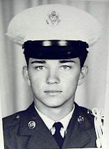 1968 Air Force Cop Mugshot