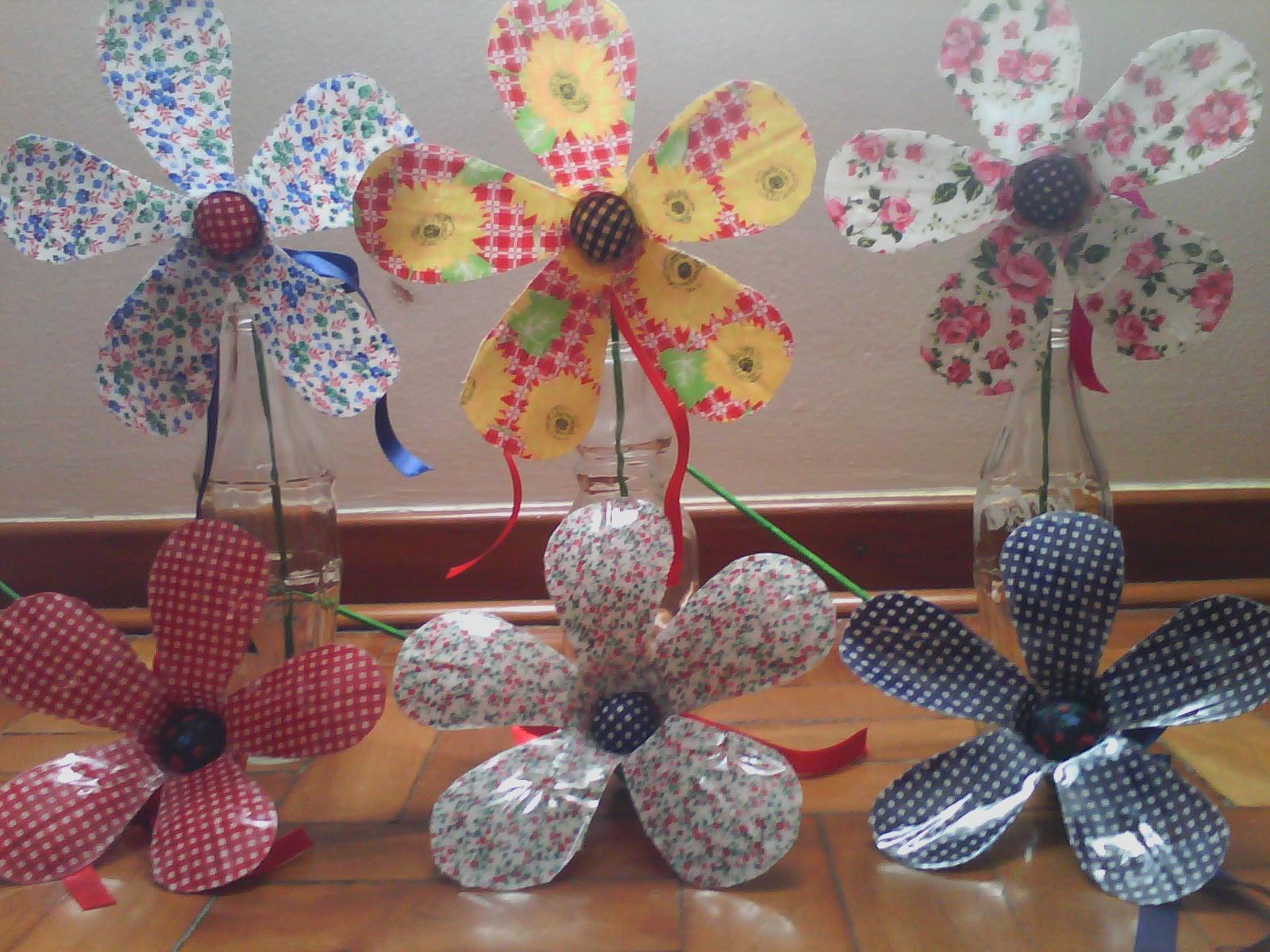 Reciclarte: Flores de PET #927939 1600x1200